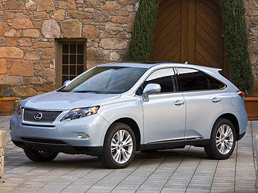 2011 Lexus RX 450h Road Test and Review