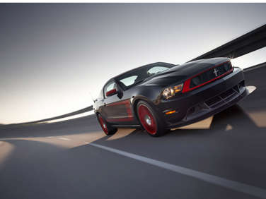 2012 Mustang Boss 302 First Drive and Review