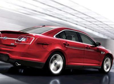 Ford Taurus Review >> 2011 Ford Taurus Sho Road Test And Review Autobytel Com
