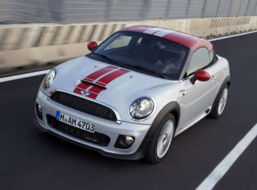All-New 2012 MINI Coupe Details Released, Pricing To Start at $22,000