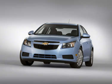 How the Chevrolet Cruze Eco gets 42 MPG