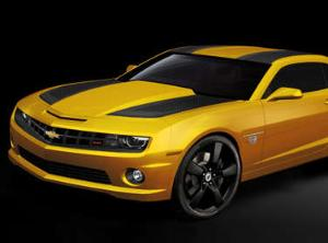 2012 Transformers Special Edition Camaro Coupe from Chevrolet Breaks Cover