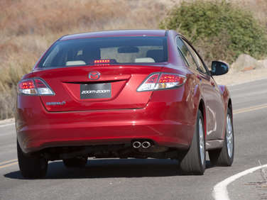 2011 Mazda MAZDA6 Review: Summary