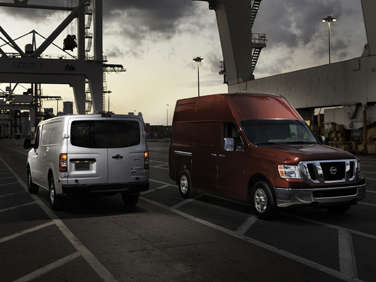2012 Nissan NV Road Test & Review