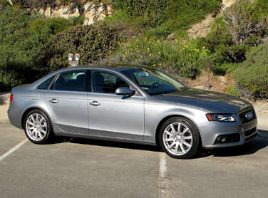 2011 audi a4 side hamel - 2011 Audi A4 Sedan 2 0 T Quattro At