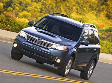 2011 Subaru Forester Road Test and Review