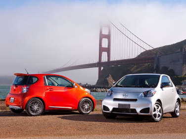 Early Look: 2012 Scion iQ