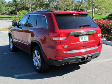 Be Wiser Car Insurance >> 2011 Jeep Grand Cherokee Overland Edition Road Test and ...