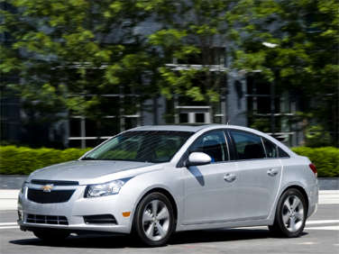 Chevrolet Cruze: The Diesel Has Landed