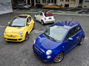 New 2012 Fiat 500 Offered with New Financing, Leasing Deals