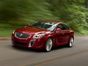 Pricing Announced for 2012 Buick Regal GS, eAssist Models