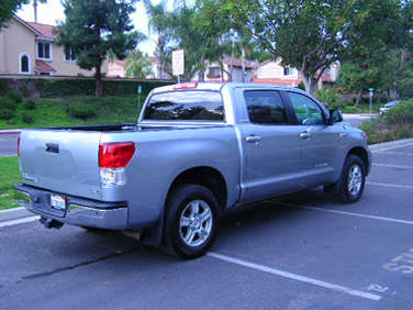 2011 Toyota Tundra: Conclusion