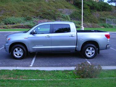 2011 Toyota Tundra: Trim