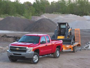 2011 Chevrolet Silverado 2500 HD: Road Test and Review