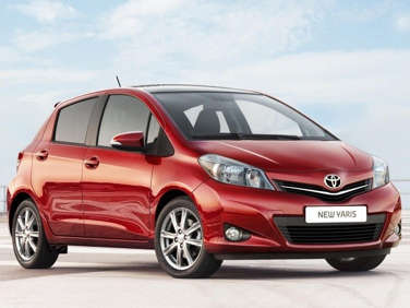 Pricing Announced for 2012 Toyota Yaris, Other 2012 Toyota Models