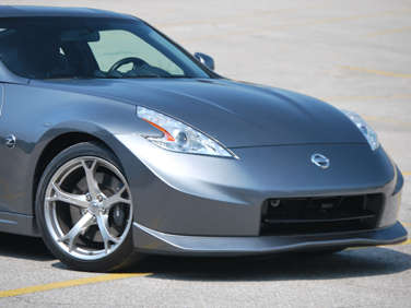 2011 Nissan 370Z NISMO Road Test and Review | Autobytel.com
