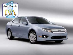 2011 AutoPacific Ideal Vehicle Awards: Hybrid Car