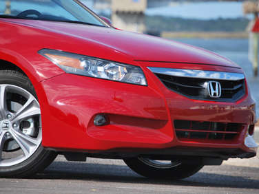 2011 Honda Accord Coupe Road Test And Review