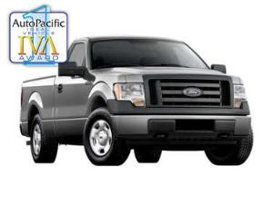 2011 AutoPacific Individual Vehicle Awards: Large Light Duty Pickup