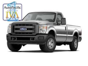2011 AutoPacific Individual Vehicle Awards: Heavy Duty Pickup