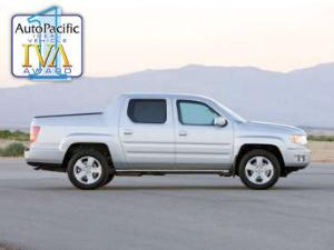 2011 AutoPacific Individual Vehicle Awards: Compact Pickup