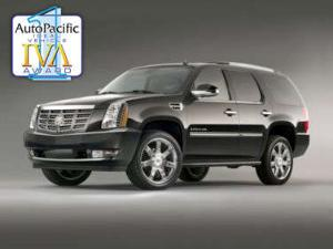 2011 AutoPacific Ideal Vehicle Awards: Luxury SUV