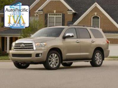 Toyota Large Suv >> 2011 Autopacific Ideal Vehicle Awards Large Suv Autobytel Com