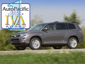 2011 AutoPacific Ideal Vehicle Awards: Hybrid Truck
