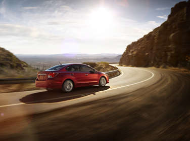 2012 Subaru Impreza: Higher Expectations, Same Price