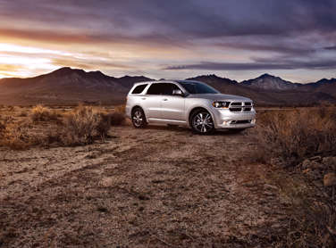 2011 Dodge Durango: The SUV is Back