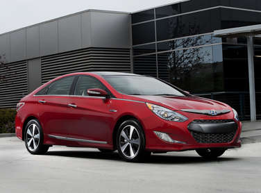 Hyundai Sonata Hybrid: The No. 1 Hybrid Sedan in America
