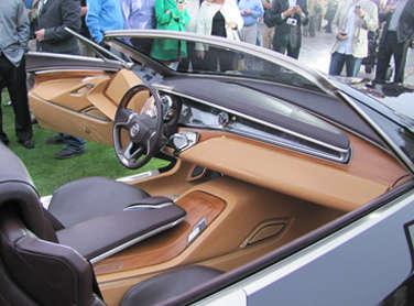 Cadillac Debuts Ciel Four Door Convertible Concept