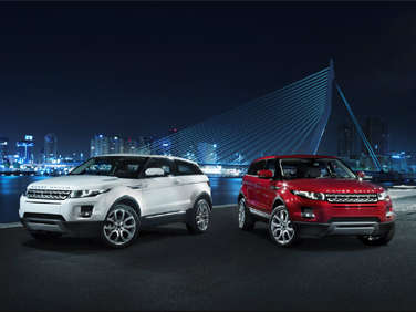 10 Things You Need To Know About The 2012 Land Rover Range Rover Evoque