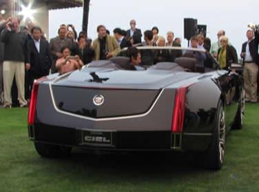 2016 Cadillac Convertible >> Cadillac Debuts Ciel Four Door Convertible Concept Autobytel Com