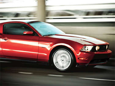 10 Things You Need To Know About the 2012 Ford Mustang