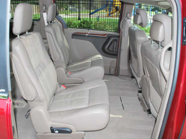 2011 Chrysler Town And Country Road Test And Review