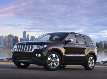 8 Luxury SUVs Fit for the Trail