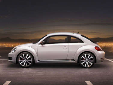 2012 Volkswagen Beetle: Road Test and Review