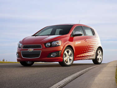 10 Things You Need To Know About the 2012 Chevrolet Sonic