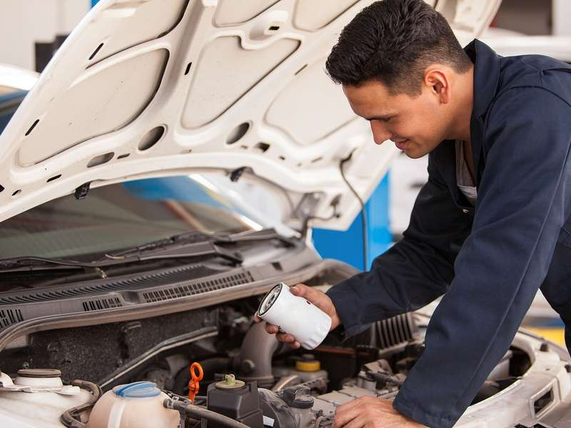 Identifying Automotive Fluid Leaks
