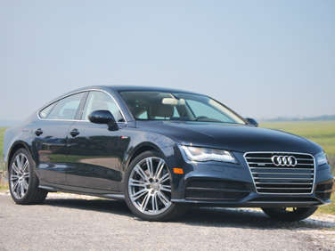 What Is The Difference Between Audi Premium And Prestige >> 2012 Audi A7 Road Test and Review | Autobytel.com