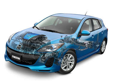 10 Things You Need To Know About the 2012 Mazda MAZDA3 with