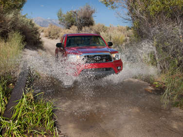 Toyota Introduces TRD Tacoma Extreme Baja Series At Texas State Fair