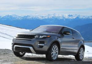 2012 Land Rover Range Rover Evoque First Drive Review