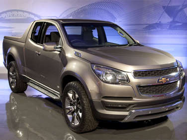 GM Confirms Next-Gen Chevrolet Colorado Coming to U.S.