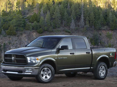 Ram Adds Camouflage With Mossy Oak Edition