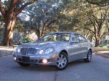 Road Test: 2009 Mercedes-Benz E320 BlueTEC