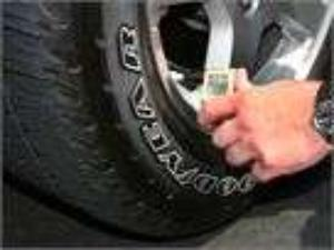 How to Check Tire Wear