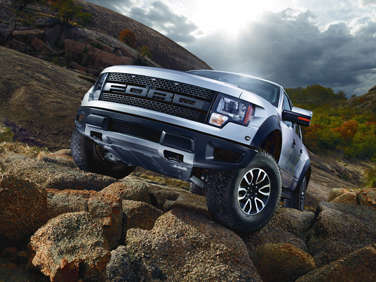 10 Things You Need To Know About the 2012 Ford F-150 SVT Raptor