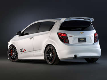 The Chevy Sonic and Why SEMA Still Matters